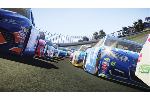 NASCAR Heat 2 »FREE DOWNLOAD | CRACKED-GAMES.ORG