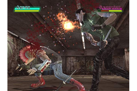 Screens: Beat Down: Fists of Vengeance - PS2 (23 of 30)
