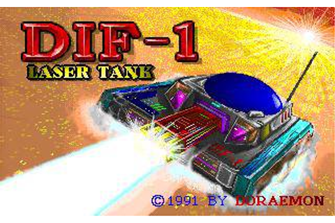 Download Dif-1 Laser Tank - My Abandonware