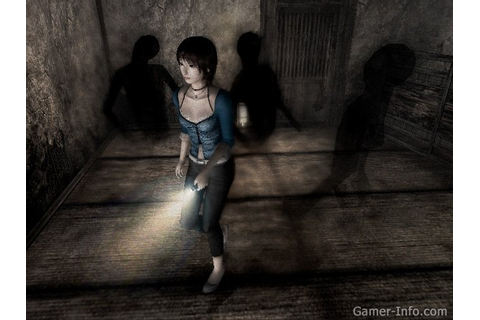 Project Zero 3: The Tormented (2005 video game)
