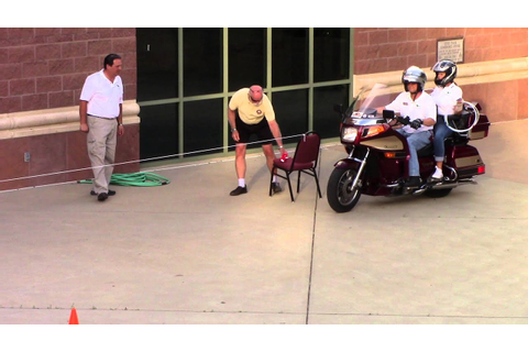 2015 AVA Rally bike games part 8 two up - YouTube