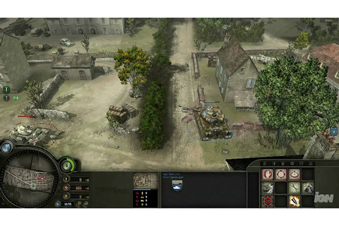 GAME * Company of Heroes: Tales of Valor * HD * Tank ...