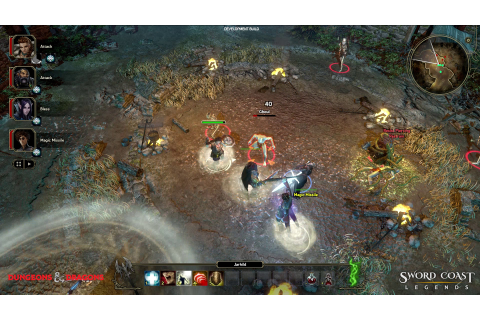 Save 67% on Sword Coast Legends - Buy and download on ...