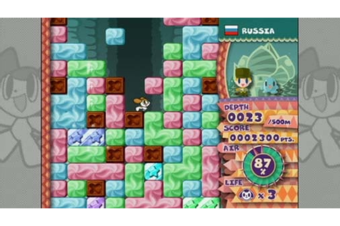 Mr. Driller W (WiiWare) News, Reviews, Trailer & Screenshots