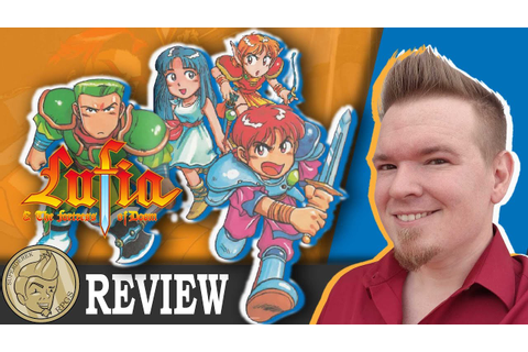 Lufia & The Fortress Of Doom Review! [SNES] The Game ...