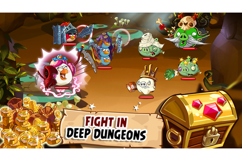 Angry Birds Epic RPG 2.7.27111.4638 APK Download - Android ...