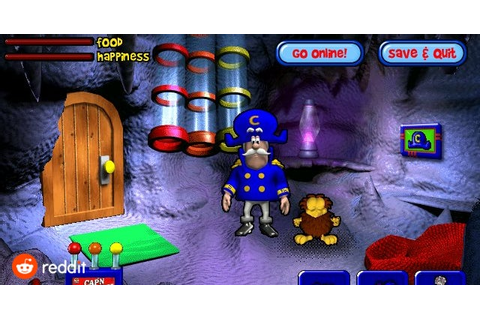 Anyone else remember Captain Crunch's Crunchling Adventure ...
