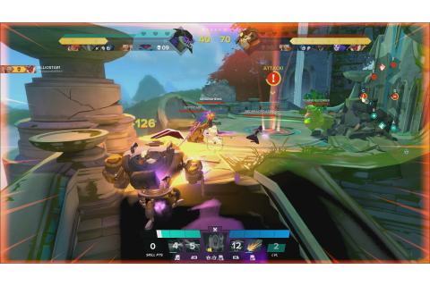 Gigantic review: Motiga's big Xbox and Windows 10 MOBA is ...