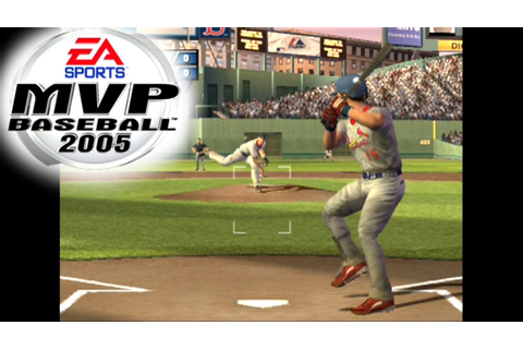 MVP Baseball 2005 ... (PS2) - YouTube