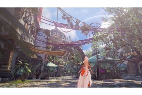 Tales of Arise introduces protagonist Alphen and heroine ...