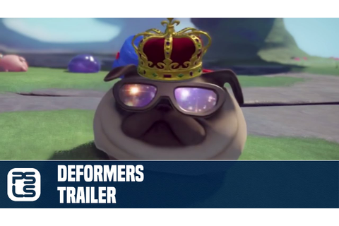 Deformers Trailer - Game by Ready At Dawn - YouTube