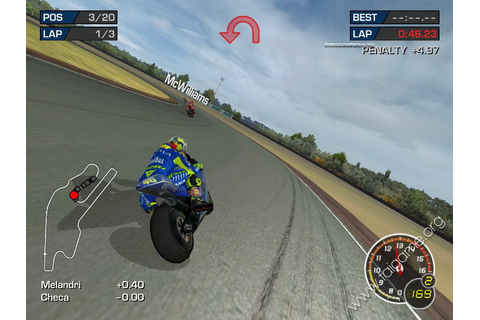 MotoGP 3: Ultimate Racing Technology - Tai game | Download ...