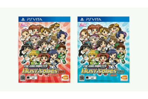 The Idolmaster: Must Songs launches December 10 in Japan ...