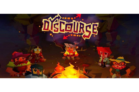 Dyscourse Free Download PC Game - Dr PC Games