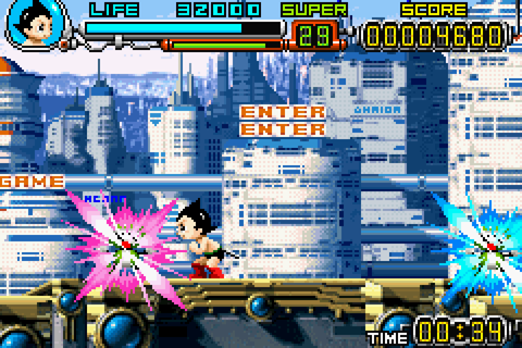 Astro Boy: Omega Factor Download Game | GameFabrique