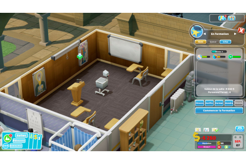 Two Point Hospital – Guide vers la réussite - Game-Guide