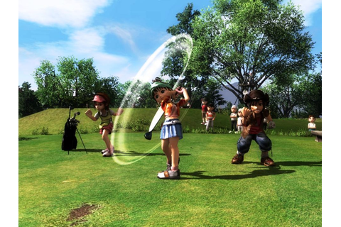 Everybody's Golf 2: A második menet | Hírblock | Game Channel