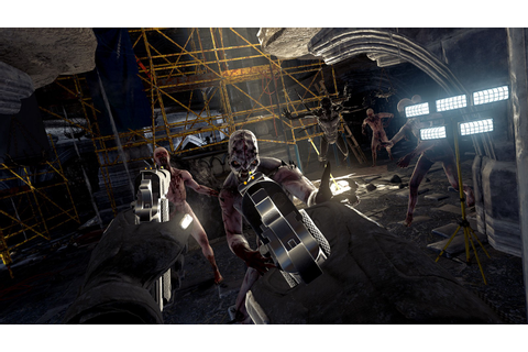 Killing Floor: Incursion is an amazing sci-fi horror game ...