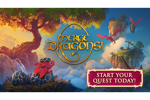 Merge Dragons! » Apk Thing - Android Apps Free Download