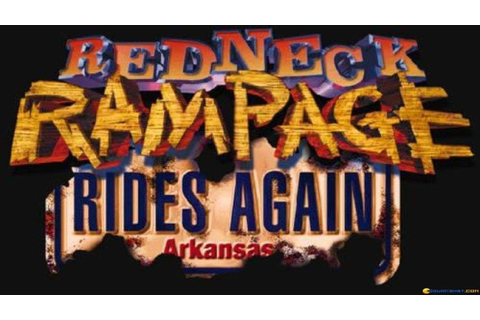 Redneck Rampage: Rides Again gameplay (PC Game, 1998 ...