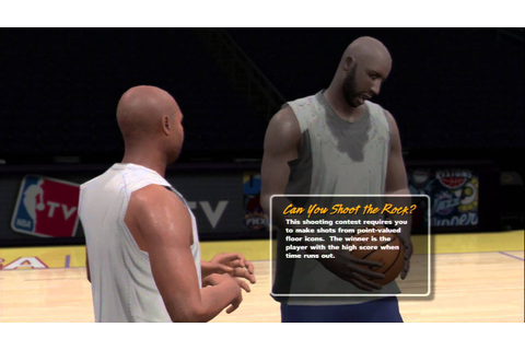NBA 09: The Inside - The Life Story 3 part 2 (enjoy) - YouTube