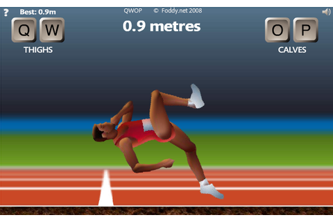 QWOP | Know Your Meme