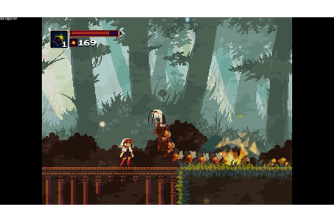 Momodora: Reverie Under The Moonlight PC Gameplay Part 1 ...