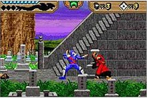 The Revenge of Shinobi (2002 video game) - Wikipedia
