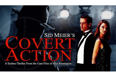Sid Meiers Covert Action Classic-GOG Torrent « Games Torrent