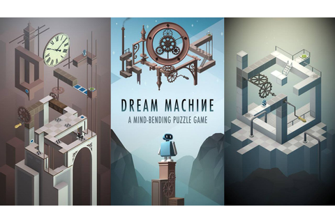 Dream Machine puzzle game makes the jump from iOS and ...