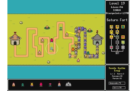 EarthBound Tower Defense Game « EarthBound Central