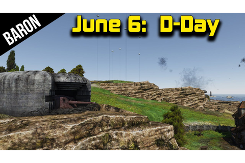 D-Day Normandy Landings, June 6, 1944 - War Thunder Tanks ...