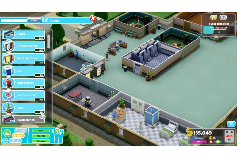 Two Point Hospital - all Pc Game