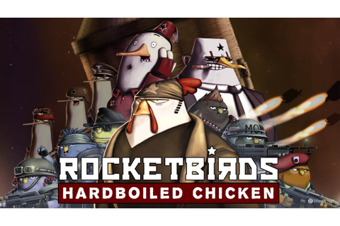 Rocketbirds Hardboiled Chicken PC Game Free Download