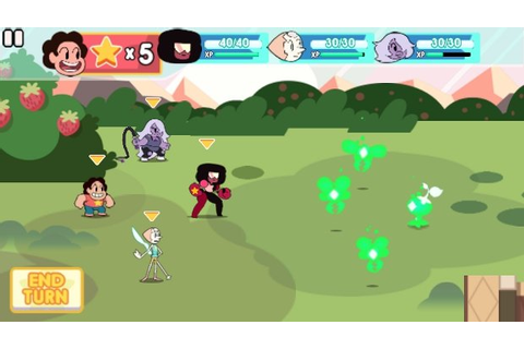 Review: Attack the Light: Steven Universe