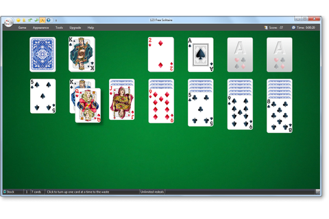 123 Free Solitaire 10.3 free download - Downloads ...