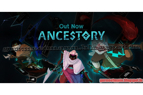 Ancestory Pc Game - Compressed Games Free Download