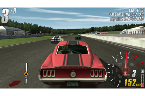 Race Driver 2006 PSP Gameplay HD (PPSSPP) - YouTube
