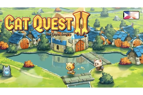 CAT QUEST 2 - First Game Trailer Revealed [Cat Quest ...