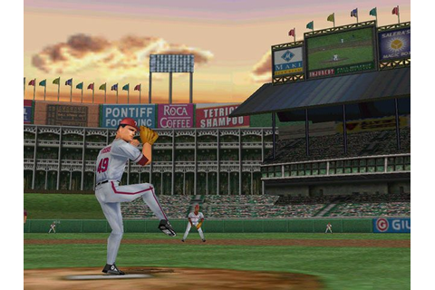 High Heat Baseball 2000 (1999) by 3DO Windows game
