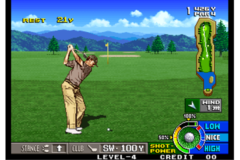 Neo Turf Masters / Big Tournament Golf ROM