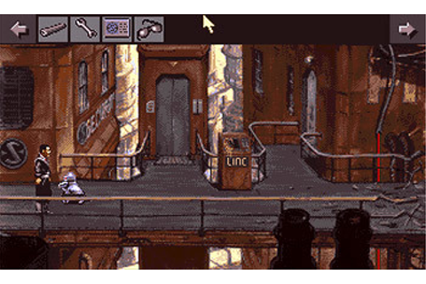 Beneath a Steel Sky (Video Game) - TV Tropes
