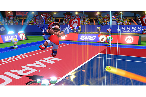 Nintendo offering Mario Tennis Aces demo on the eShop this ...