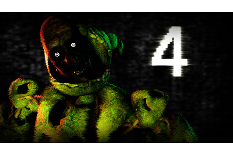 Five Nights at Freddy's 4 (Fan-Made) - YouTube