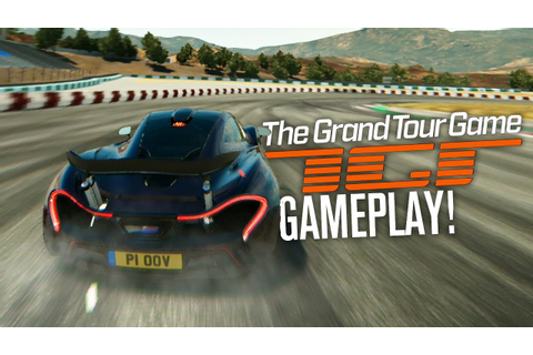 The Grand Tour Game EARLY GAMEPLAY! - YouTube