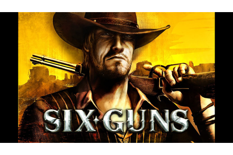 Six-Guns - Android Trailer - YouTube
