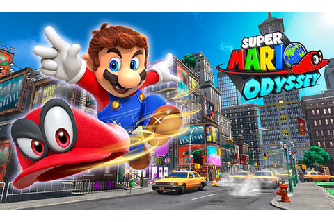 Super Mario Odyssey REVIEW - More AMAZING news for ...