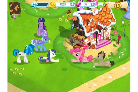 My Little Pony: Friendship Is Magic (iPad) – GameCola