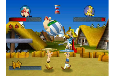 Asterix Maximum Gaudium (PC): Test, News, Video ...