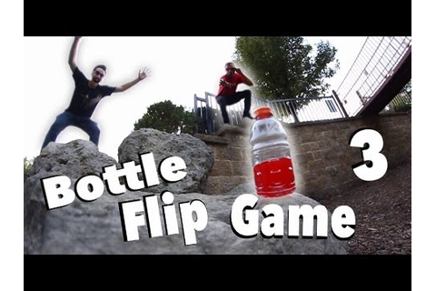 ULTIMATE Game of BOTTLE FLIP! | ROUND 3! - YouTube